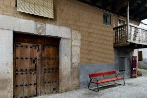 Casa Carvajales Garganta la olla