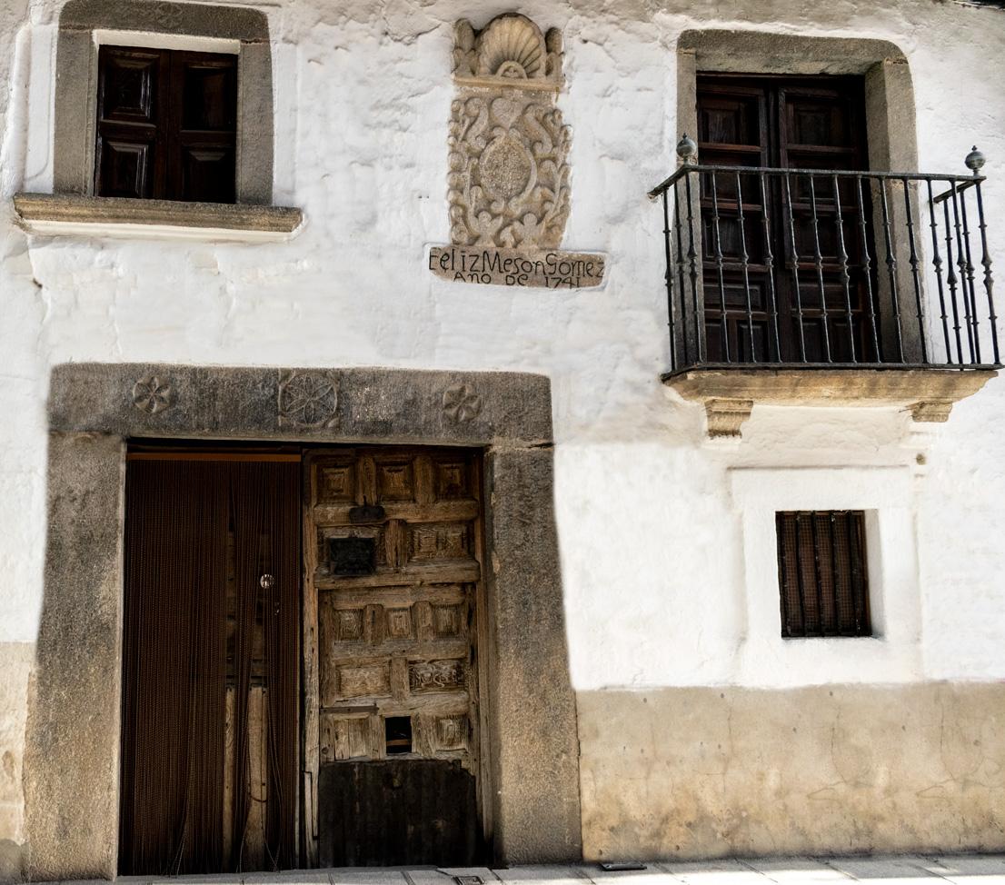 Patrimonio Cultural de Garganta la Olla