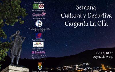 Semana Cultural en Garganta la Olla 2019